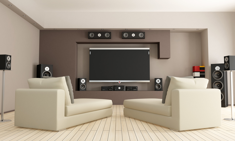 Audio and Video Calibration for Home Theaters