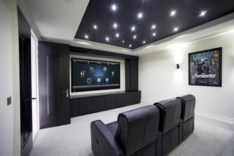 Home Theater installer in Houston