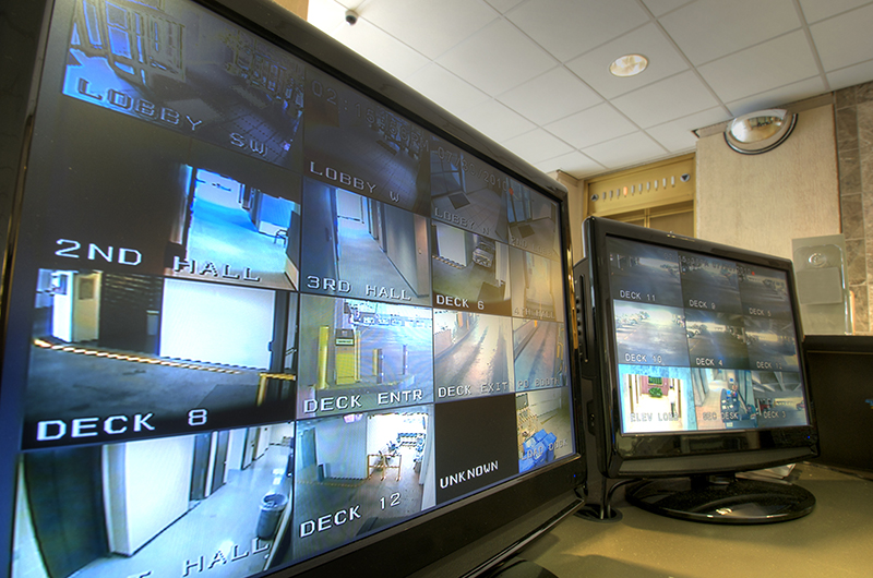 Video Surveillance for Office